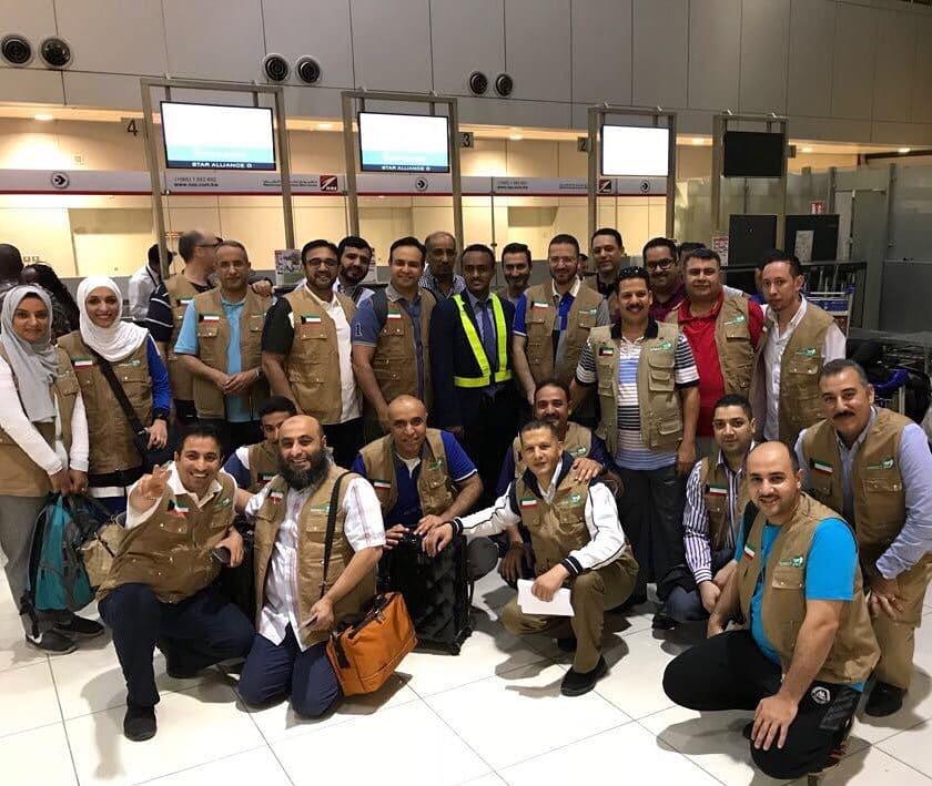 Mas International coordinates with the Mas Travel & Tourism trip Amal surgical camp